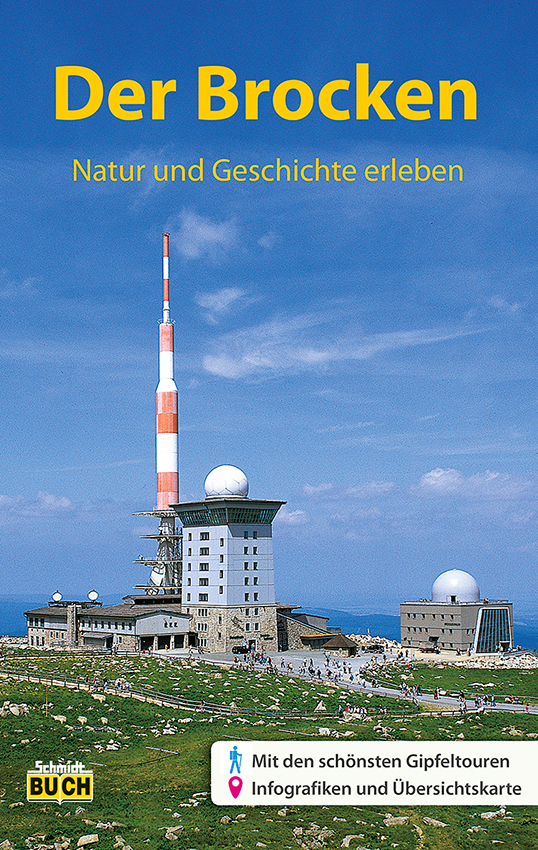Cover des Brocken-Buchs