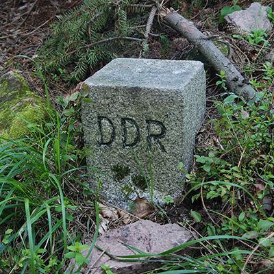 Ddr Grenze Karte Harz.Harzer Grenzweg Wandern Am Grunen Band